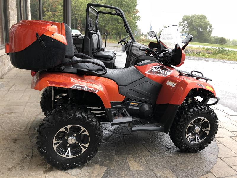 Arctic Cat TRV 700 LTD 2015