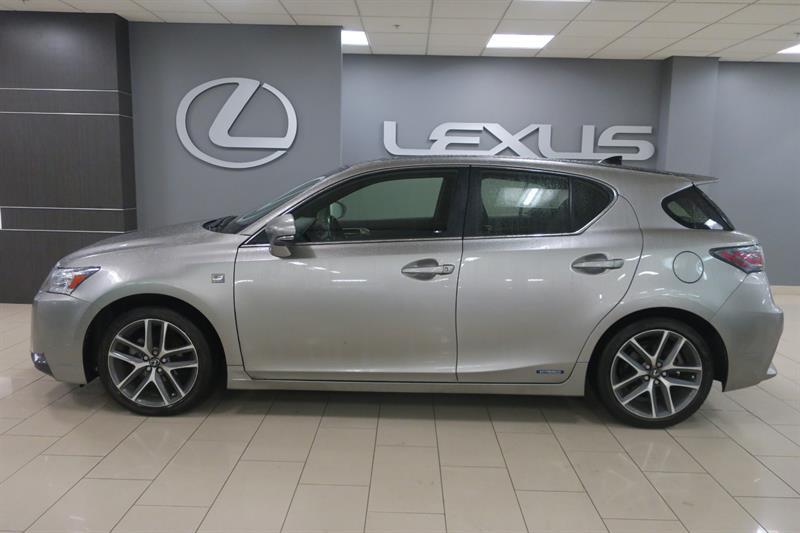 Lexus Ct 200h 2017 F SPORT #14938A