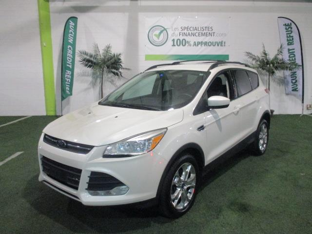 Ford Escape 2013 4WD 4dr SE #2410-09