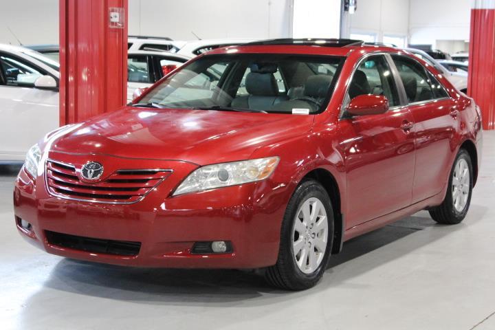 Toyota Camry 2007 XLE 4D Sedan V6 #0000000436