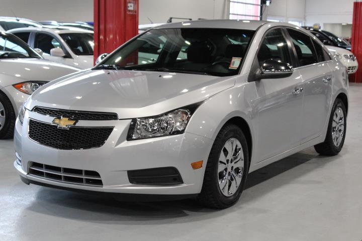 Chevrolet Cruze 2012 LS 4D Sedan #0000000817