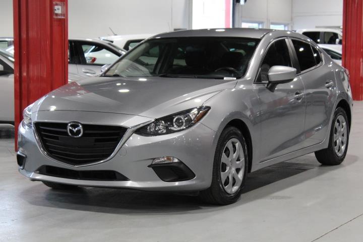 Mazda MAZDA3 2015 GX 4D Sedan 6sp #0000001089