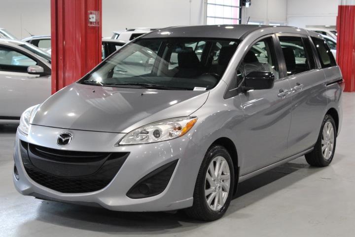 Mazda MAZDA5 2012 GS 4D Wagon at #0000001101