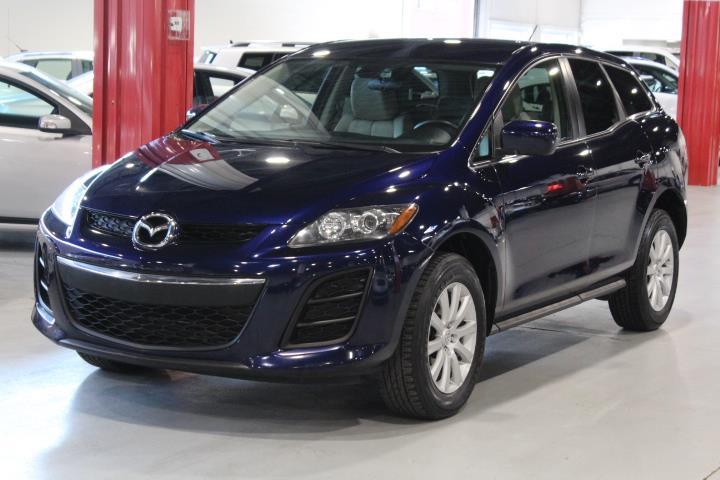 Mazda CX-7 2010 GX 4D Utility #0000001103