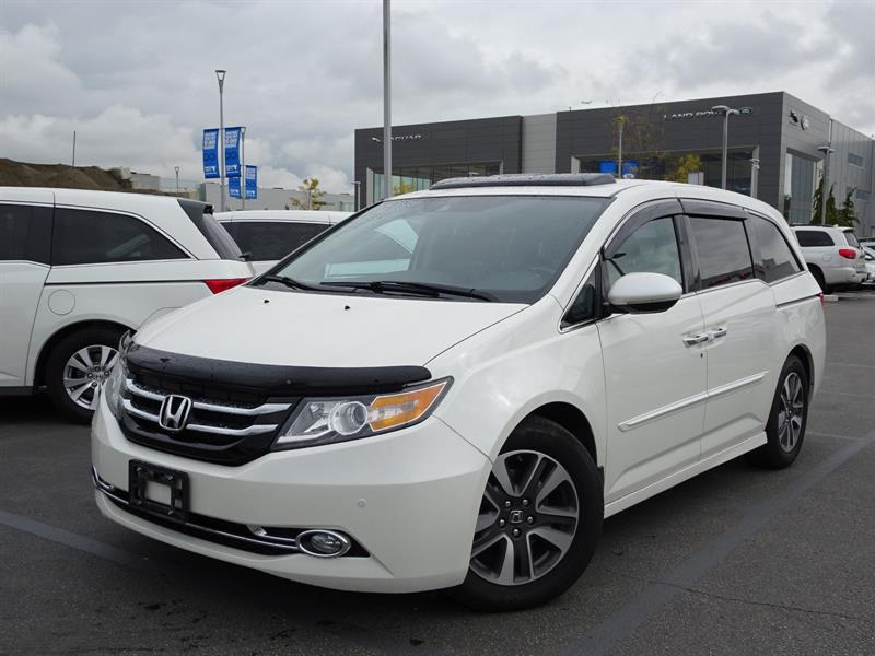 2016 Honda Odyssey Touring! Honda Certified Extended Warranty to 160, #LH8321