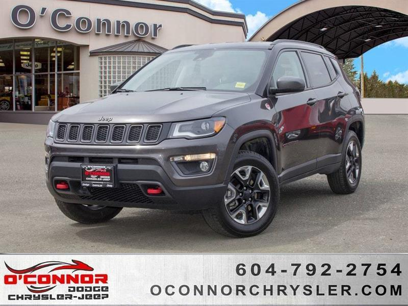 2018 Jeep Compass Trailhawk #15644A