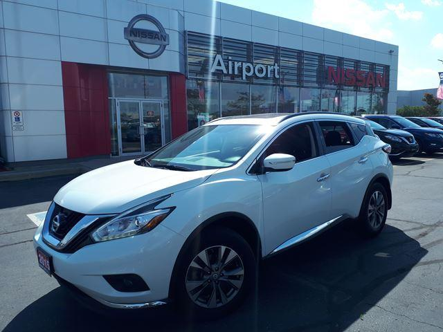 2015 Nissan Murano SV  LOADED,NAVI,ROOF,PUSH BUTT #P1751