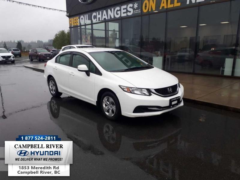 2013 Honda Civic Sedan LX MANUAL #T18211