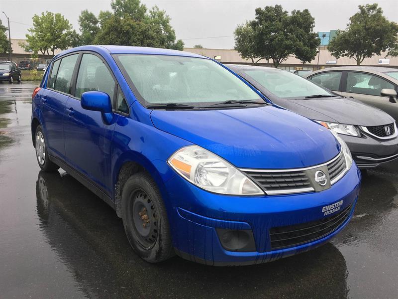 Nissan Versa 2009 S #181218A