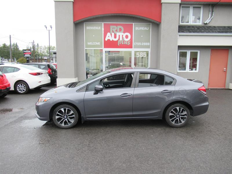 Honda Civic Sedan 2014  EX TOIT MAG #10040