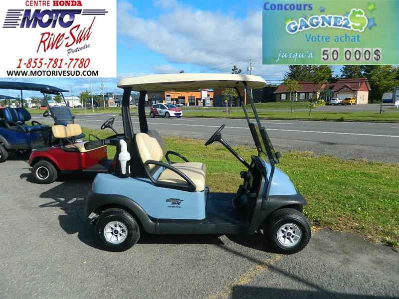 Club Car 2 Places 2014