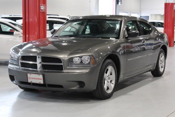 Dodge Charger 2009 4D Sedan #0000000486