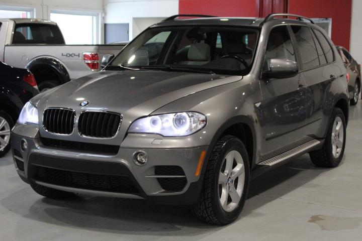 BMW X5 2012 XDRIVE35I 4D Utility #0000000549