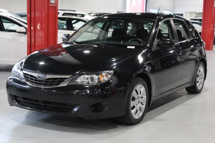 Subaru Impreza 2009 4D Wagon #0000000684