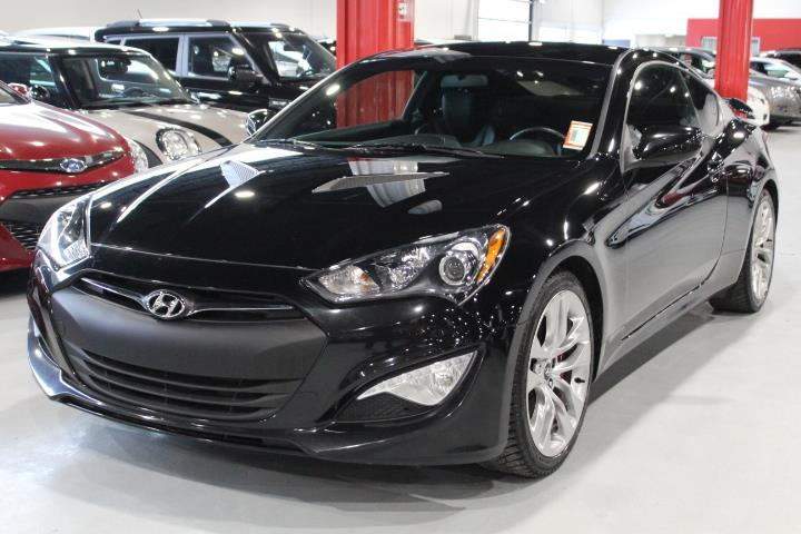Hyundai Genesis Coupe 2016 3.8L R-SPEC 2D Coupe 6sp #0000000776