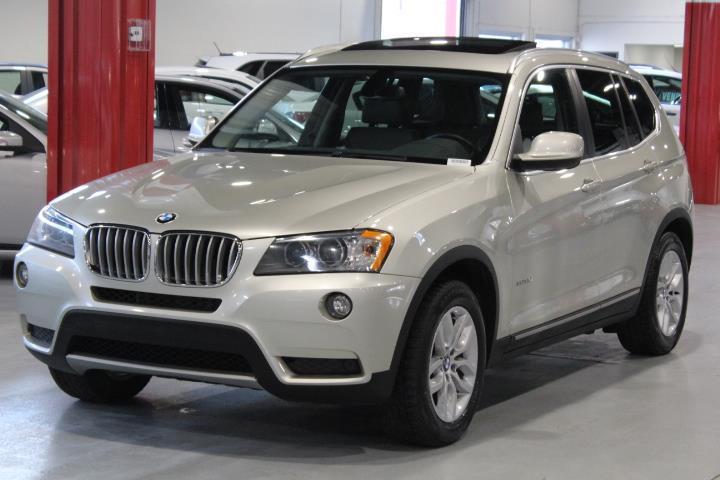 BMW X3 2012 XDRIVE28I 4D Utility #0000000778