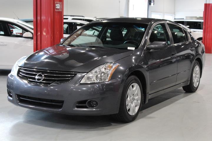 Nissan Altima 2012 S 4D Sedan 2.5 at #0000000984