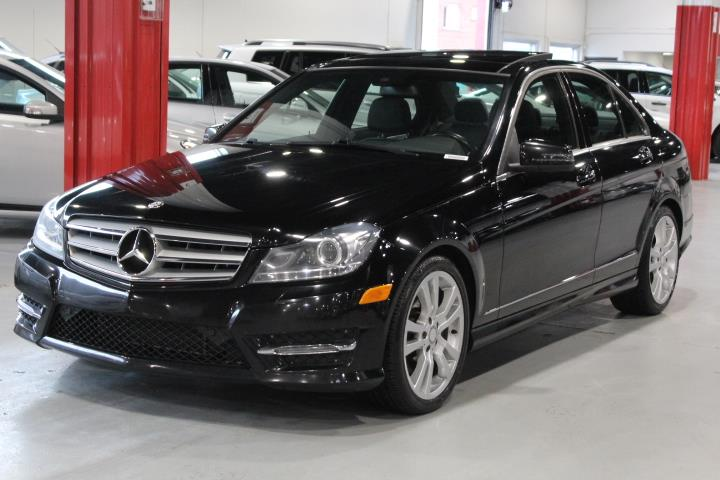 Mercedes-Benz C-Class 2013 C350 4D Sedan 4MATIC #0000001060