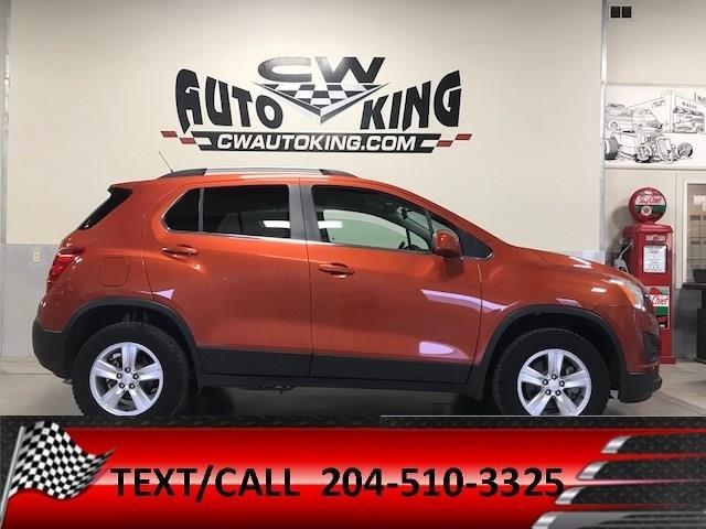 2014 Chevrolet Trax 1LT /  All Wheel Drive / Financing #20042279