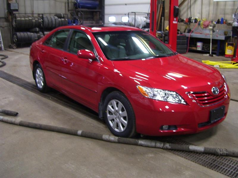 2007 Toyota Camry XLE #UCD675