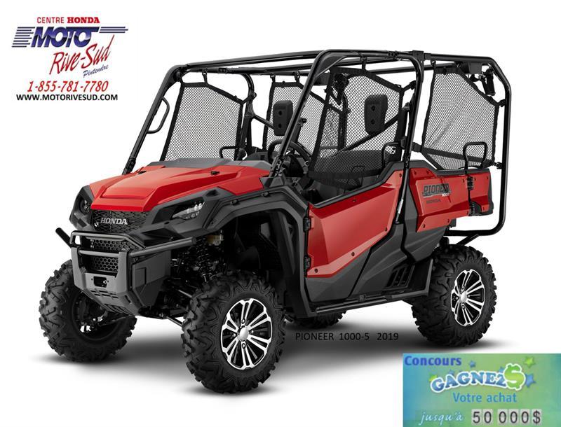 Honda Pioneer 1000-5 2019