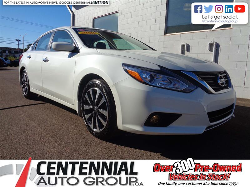 2017 Nissan Altima 2.5 SV | FWD | Moonroof | Bluetooth | Heated Seats #P18-106