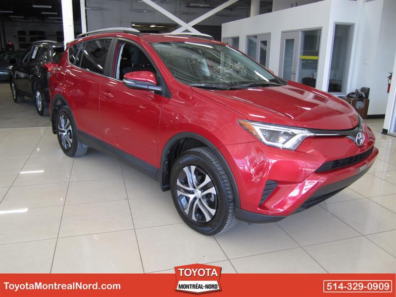 Toyota RAV4 2016 LE FWD Aut/Ac/Vitres,Portes,Miroirs Elec #3341 AT