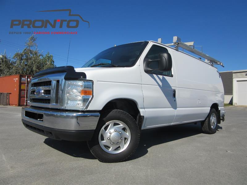 Ford Econoline Cargo Van 2010 E-150 ** Voir Équipement ** #3733