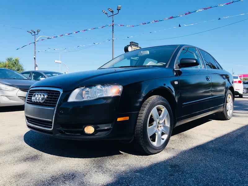 Audi A4 2006 2.0T-Automatic-Cuir-Toit-Tres economique #94375-2