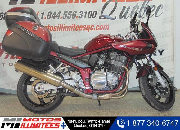 Suzuki Bandit 1200 S 2006