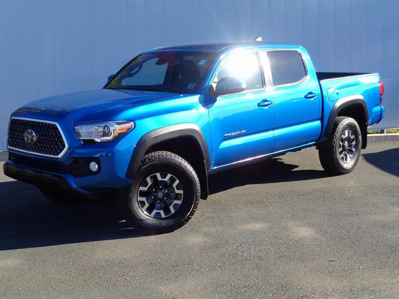 2018 Toyota Tacoma 100k warranty TRD Off Road #A0458A