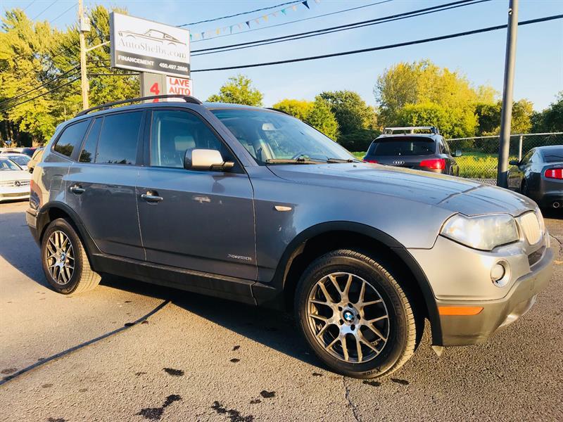 BMW X3 2009 36$* par semaine/Financement #4926
