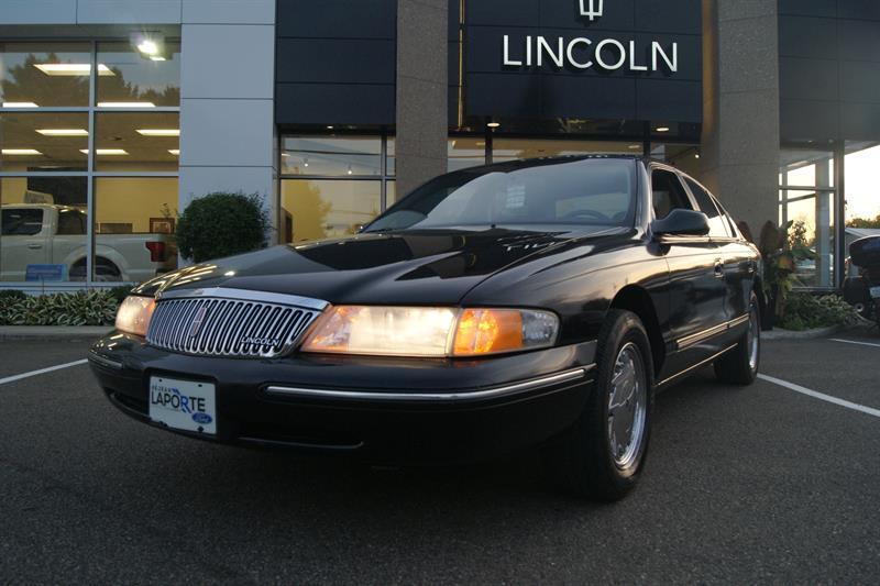 Lincoln Continental 1995 #3576A