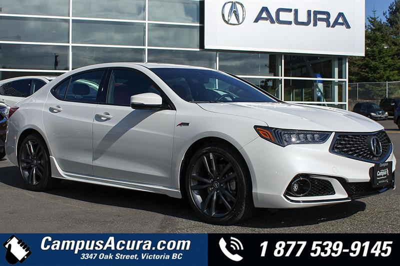 2019 Acura TLX Tech A-Spec #19-4078