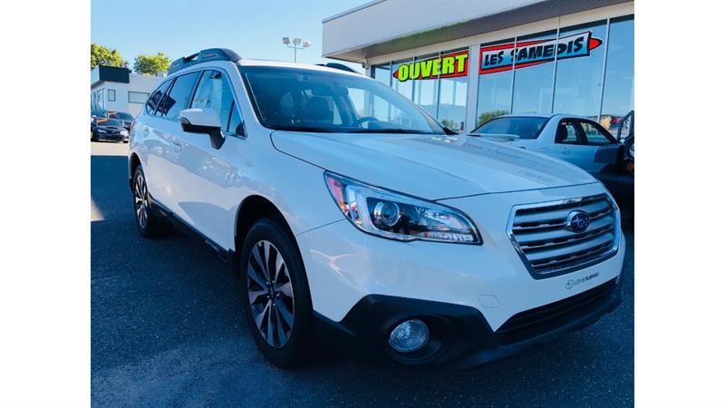 Subaru Outback 2017 3.6R Limited #15617A