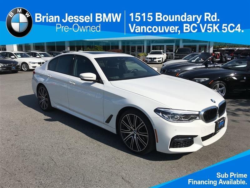 2018 BMW 5 Series 540I xDrive Sedan #BP6823
