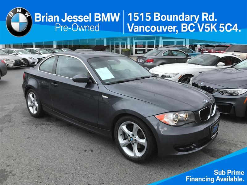 2008 BMW 1 Series 128I Coupe #BP7045