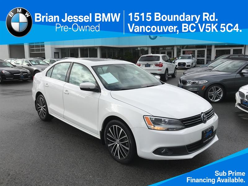 2013 Volkswagen Jetta Highline 2.0 TDI 6sp DSG at Tip #BPM167