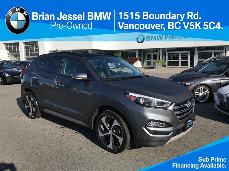 2017 Hyundai Tucson AWD 1.6T Limited #BPM166