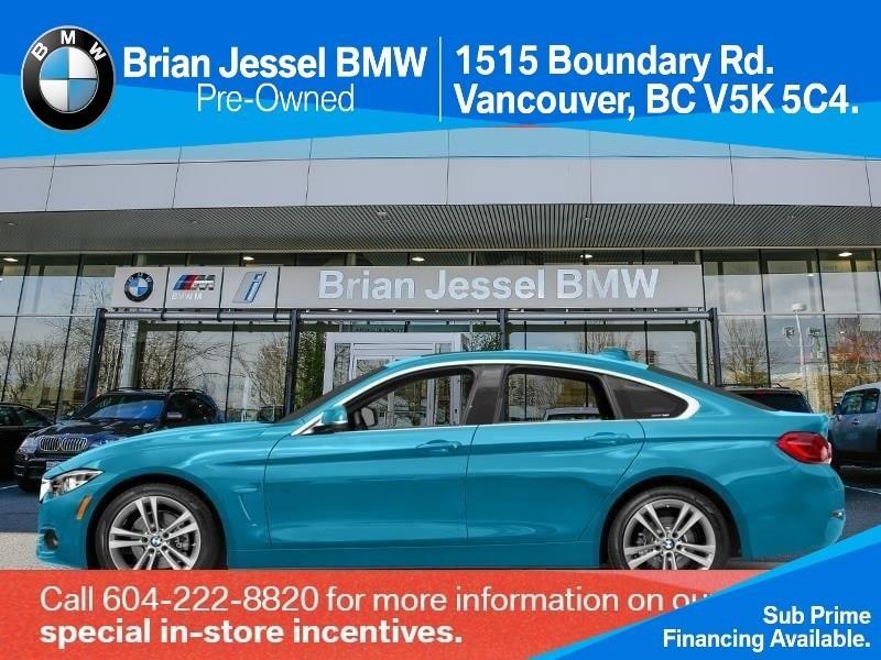 2018 BMW 4 Series 4 Series xDrive Gran Coupe #BP7092