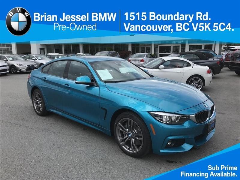 2018 BMW 4 Series 4 Series xDrive Gran Coupe #BP7091