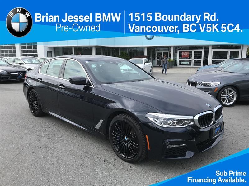 2018 BMW 5 Series 540I xDrive Sedan #BP6893