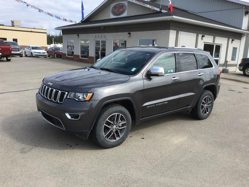 2017 Jeep Grand Cherokee Limited #M926662