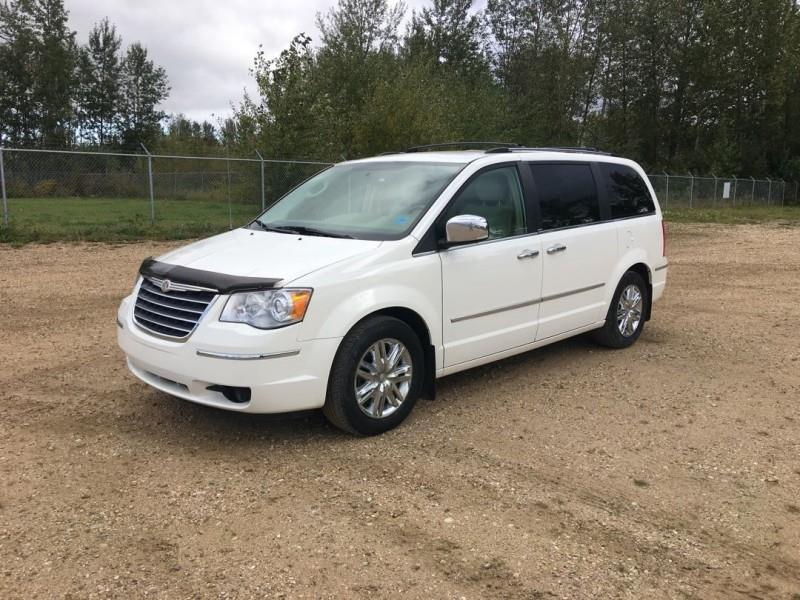 2008 Chrysler Town & Country Liimited #F727873