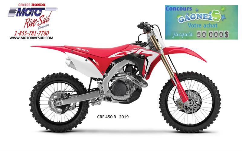 Honda CRF 450 R 2019