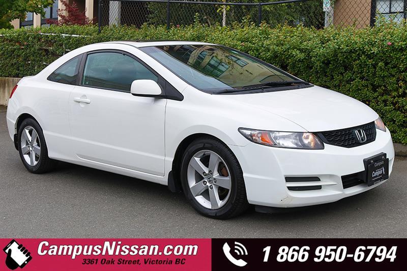 2010 Honda Civic Cpe LX SR  #8-P016A