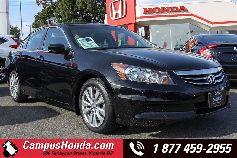 2012 Honda Accord Sedan EX-L 4DR Auto Bluetooth #18-0930A