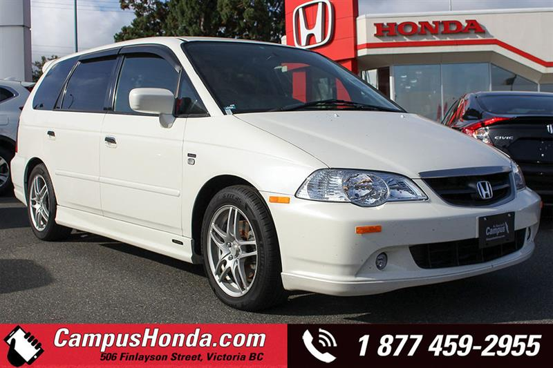 2002 Honda Odyssey Absolute #B5385