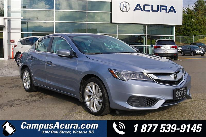 2016 Acura ILX 4dr Sdn Pkg #AC0885