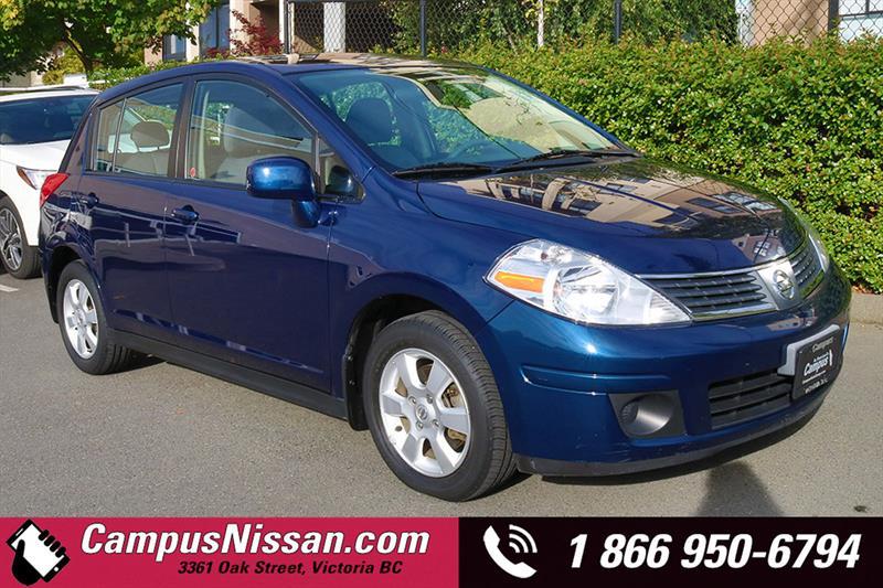 2008 Nissan Versa SL 1.8 #A7319A